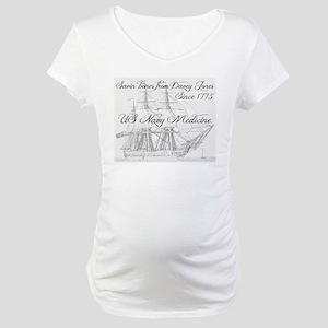 Davey Jones type II Maternity T-Shirt