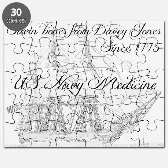 Saving Bones from Davey Jones II Puzzle