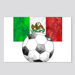 Mexico Futbol Postcards (Package of 8)