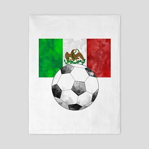 Mexico Futbol Twin Duvet