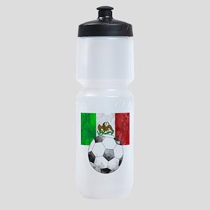 Mexico Futbol Sports Bottle