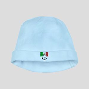 Mexico Futbol baby hat