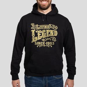 Living Legend Since 1953 Hoodie (dark)