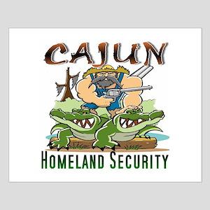 Cajun Homeland Security Posters