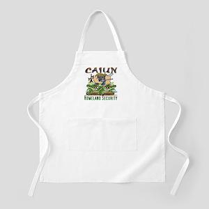 Cajun Homeland Security Apron