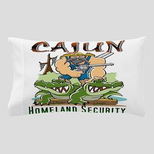 Cajun Homeland Security Pillow Case