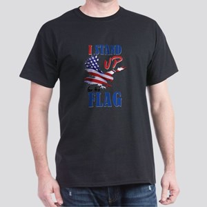 Keeling? Stand Up For The Flag! T-Shirt