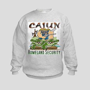 Cajun Homeland Security Sweatshirt