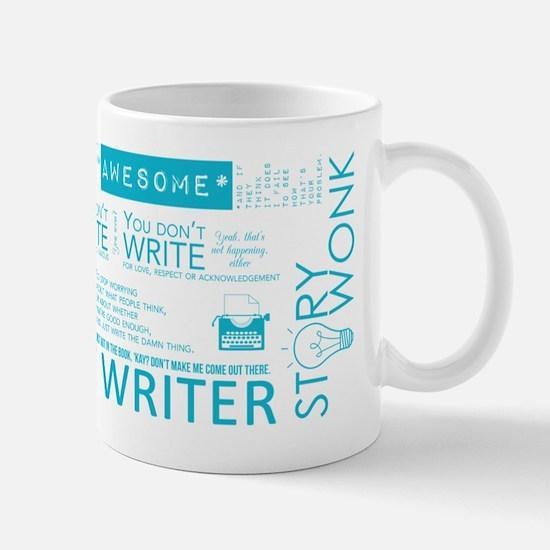 Cute Writer Mug