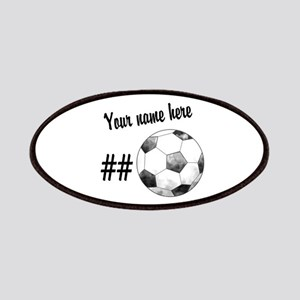 Soccer Art Patches