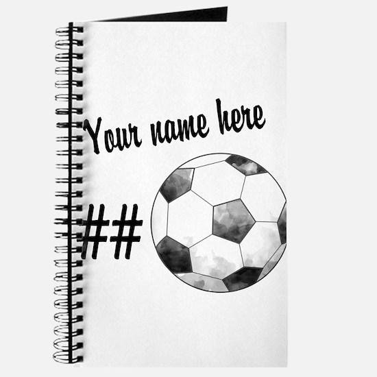 Soccer Art Journal