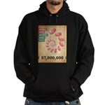 Fifty Seven Million Abortions Hoodie