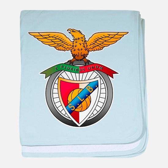 SLB - Benfica Sport Club Football So baby blanket