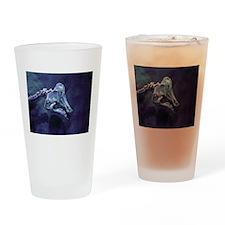 Dino Drinking Glass