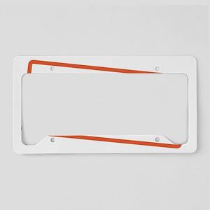 NOPE License Plate Holder