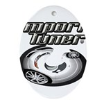 Import Tuner Ornament (Oval)