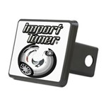 Import Tuner Rectangular Hitch Cover