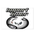 Import Tuner Postcards (Package of 8)