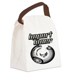 Import Tuner Canvas Lunch Bag