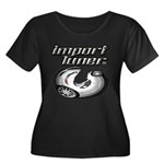 Import Tuner Plus Size T-Shirt