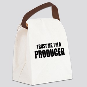 Trust Me, I'm A Producer Canvas Lunch Bag