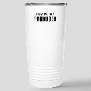 Trust Me, I'm A Producer Travel Mug