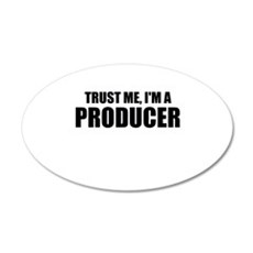 Trust Me, I'm A Producer Wall Decal