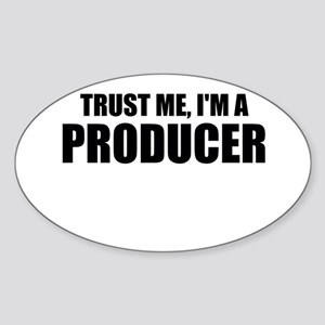 Trust Me, I'm A Producer Sticker