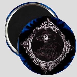 Phantom (Blue) ~ Magnet