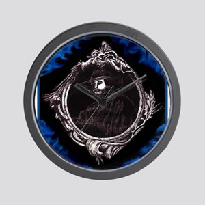 Phantom (Blue) ~ Wall Clock