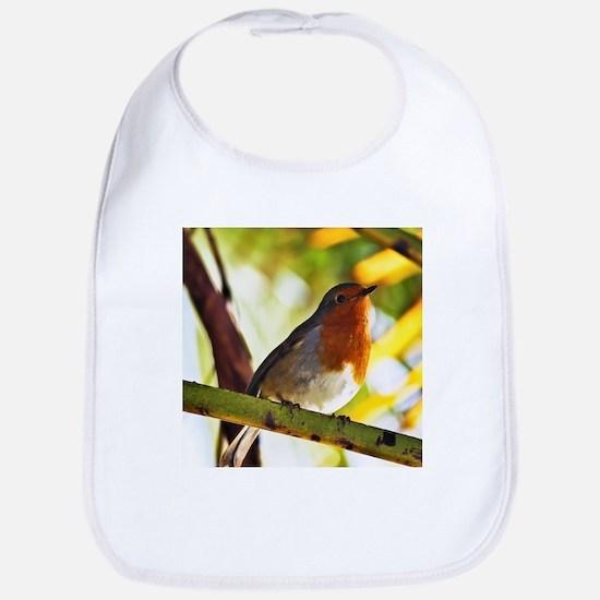 Red Robin bird Bib