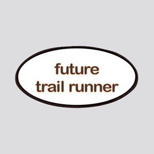 Future Trailrun Orange Patches