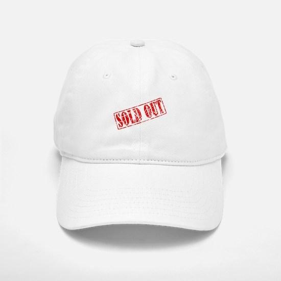 Sold Out Baseball Baseball Baseball Cap