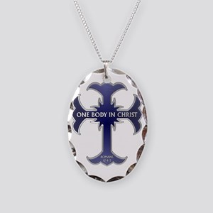 One Body In Christ Necklace