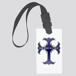 One Body In Christ Luggage Tag