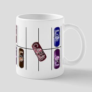 BadlyParkedCars.co.uk Mugs