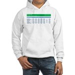 Badly Parked Cars Bus Timetable Jumper Hoody