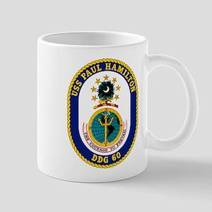 USS Hamilton DDG-60 Mug