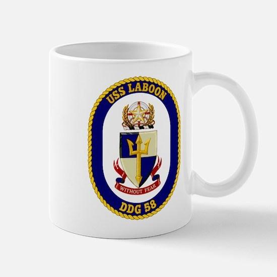 DDG-58 USS Laboon Mug