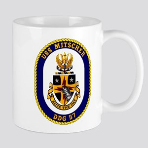 DDG-57 USS Mitscher Mug