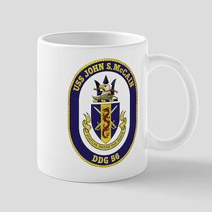 DDG-56 USS John S.McCain Mug