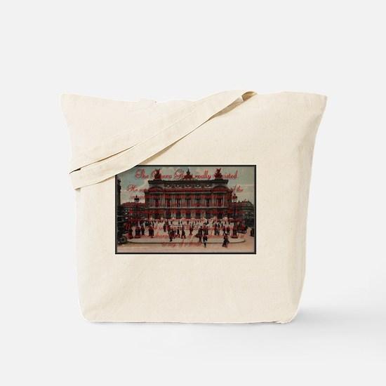 Paris Opera ~ Tote Bag