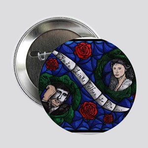 """'Fate Links Thee to Me' ~ 2.25"""" Button"""