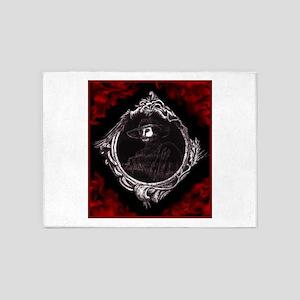 Phantom of the Opera ~Phantom (with Red Swirl) 5'x