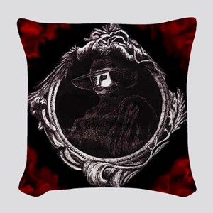 Phantom of the Opera ~Phantom (with Red Swirl) Wov