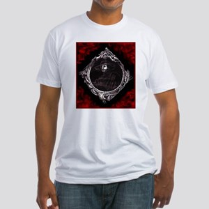 Phantom (Red) ~ Fitted T-Shirt