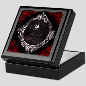 Phantom (Red) ~ Keepsake Box