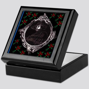 Phantom (with Red Roses) ~ Keepsake Box