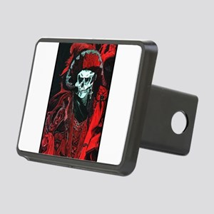 Red Death Phantom of the Opera Hitch Cover
