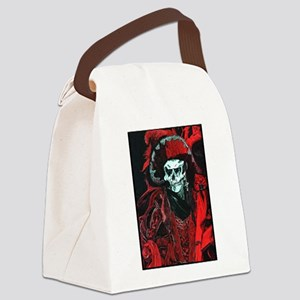 Red Death Phantom of the Opera Canvas Lunch Ba